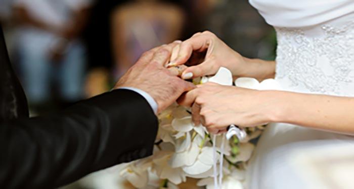 gifte seg borgerlig