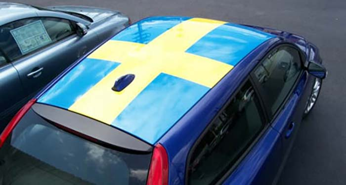 Importere bil fra Sverige
