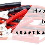 startkabler