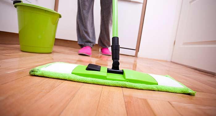 rengjøring av hus
