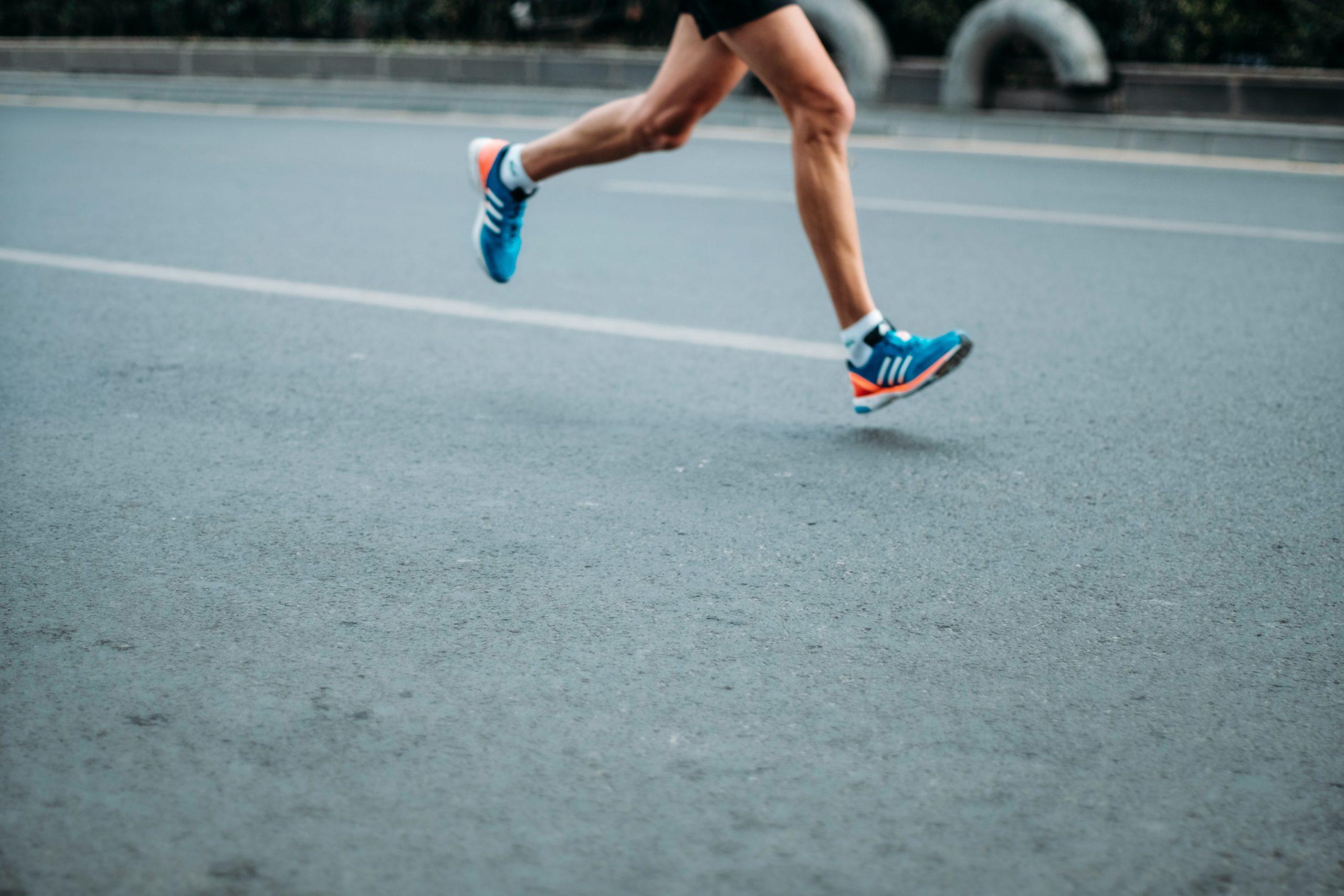 løpe 30 minutter